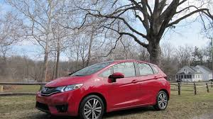 2015 Honda Fit Quick Gas Mileage Drive Of All New Hatchback