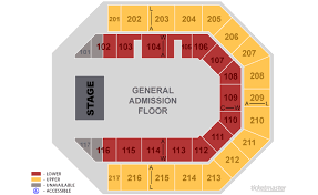 Uic Concert Seating Chart Chicago Venues Photo Via Wikipedia Uic Pavilion 525 South