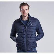 Mens Quilted Jackets From the Barbour Steve McQueen™ collection ... & Barbour For Male Barbour International Men's B.Intl Steve McQueen Baffle Quilted  Jacket Navy Mix Adamdwight.com