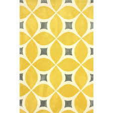 photo 5 of 9 mustard yellow area rug 5 gabriela sunflower 5 ft x 8 ft area