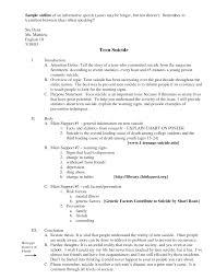 example of informative essay informative speech topic  examples of informative essay outlines