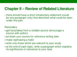 writing thesis chapters guidelines example of definition of terms 18