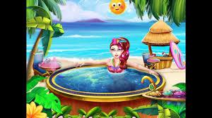 royal princess spa and salon princess spa games by gameiva