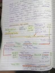 Can Anyone Provide Me A Flow Chart Of Ores And Metallurgy