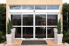 DuraGlide Automatic Sliding Door Access Technologies - High end exterior doors