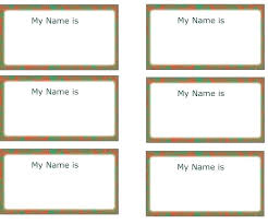 Name Templates Printable Free For Label Templates Templates Printable Free Printable