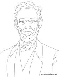 Small Picture President abraham lincoln coloring pages Hellokidscom