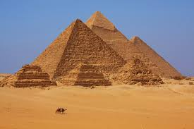 pyramids of giza the sphinx