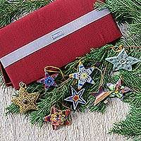 UNICEF Market | Star Ornaments