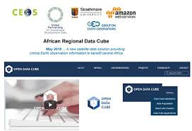 Data Cube African Regional Data Cube Ardc Based On The Open Data