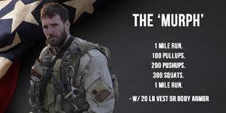 It all begins with the story of navy seal lieutenant michael p. The Murph Challenge 2018 Lt Michael P Murphy Navy Seal Museum