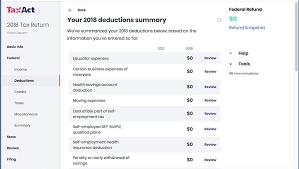 Taxact Review 2019 Nerdwallet