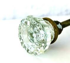 antique glass door knobs value image of restoration hardware vintage crystal handles inspiring doorknobs crysta
