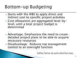 how to create a project budget cost estimation and budgeting ppt video online download