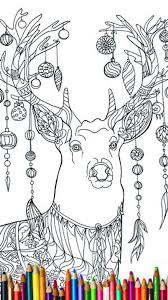 20 Christmas Coloring Pages Zentangle 20 Pdf Christmas Activities