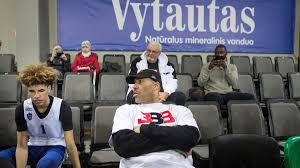 LaVar Ball was crushed when Knicks fell ...