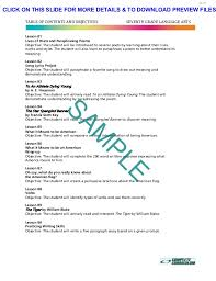 th grade homeschool curriculum seventh grade reading language ar 10