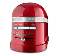 kitchenaid candy apple red pro line toaster