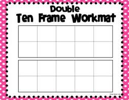 10 frame template number names worksheets printable ten frames free printable