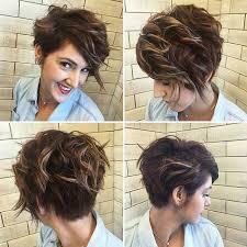 short layered bob haircuts women cal messy short haircuts with side bangs