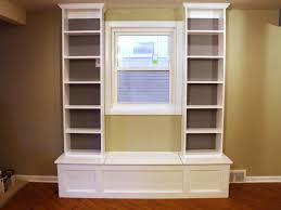 diy window seat plans. Interesting Seat How To Build A Window Bench With Shelving Intended Diy Seat Plans W