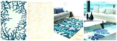 outdoor nautical rugs beach house rugs indoor outdoor coastal and nautical area coastal outdoor patio rugs