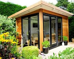 Small Picture Garden offices and garden rooms manufacturer Extra Rooms