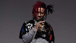 Tree of life, i will live forever wallpaper, aero, black, the tree of life. Trippie Redd Desktop Life Is A Trip Wallpapers Wallpaper Cave