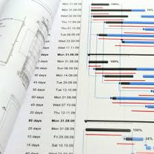 Paper Gantt Chart How To Plan And Schedule More Complex Projects