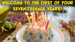 When you were born i thought my heart could not be any more full, but knowing you has only filled me with even more love. 13th Birthday Quotes That Celebrate Becoming A Teen