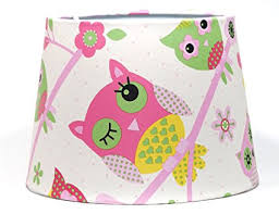playroom lighting. owl lampshade or ceiling light shade lamp pendant girls childrenu0027s kids pink nursery bedroom room playroom lighting