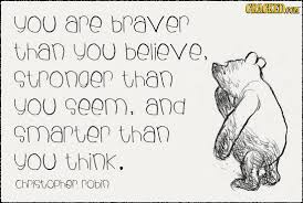 Christopher Robin Quotes Awesome Christopher Robin Says 48 Surprisingly Profound Quotes From