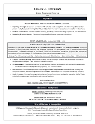 leadership resumes sample cfo resume executive resume trends best executive resume format