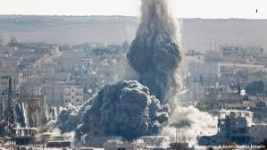 واشنطن - 14 غارة على تنظيم الدولة الاسلامية