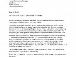 Example Cover Letter for Human Resources Executive   Sharon Graham Human resources assistant cover letter