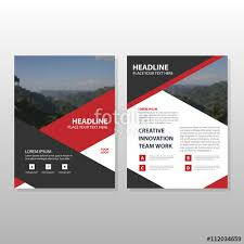corporate business proposal leaflet brochure flyer template design book cover layout design abstract business
