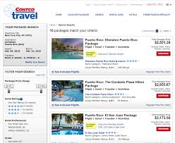 Vacation Planner Online Costco Travel Review And Guide Will It Save You 2019