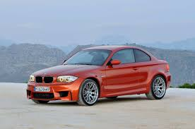 Coupe Series bmw 1 m : BMW's 1-Series M Coupe: Small Car, Small Price, Big M5-Sized Speed ...