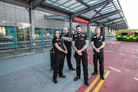 Hospital Security Guard Queen Elizabeth Hospital Patient Threatened To Have Security Guard
