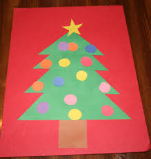 Christmas Crafts For Kids  FirstPalettecomChristmas Crafts For Preschool