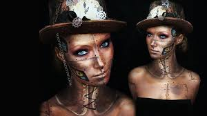 how to transform yourself into a robot this halloween get the s tipore info here insram shannicat frills and thrills