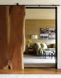sliding barn doors interior. love this slab wood barntype door sliding barn doors interior