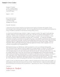 gallery of science cover letter sample cover letter examples computer science