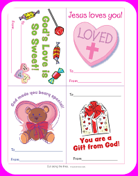 Small Picture Printable Christian Valentines Day Cards Printable Cards