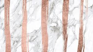 desktop wallpaper rose gold marble 1920x1080