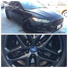 ford fusion blacked out grill. affordable ford fusion black rims package grill emblems exhaust tip with blacked out i