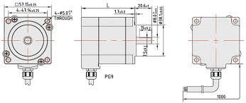 <b>IP65 Waterproof Stepper</b> Motor