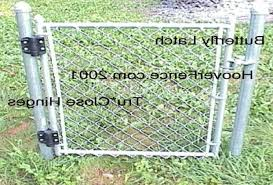 chain link fence gate hinges. Round Post Self Closing Spring Loaded Hinges Ideal For Chain Link Fence Gate