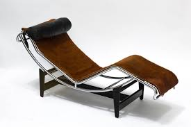 le corbusier lc4 chaise lounge chair in cowhide for le corbusier lounge chair dwg
