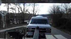 JUNKING A G20 CHEVY VAN 1992 - YouTube